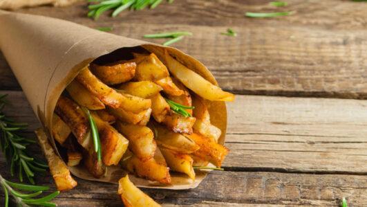 Batata frita ou cozida