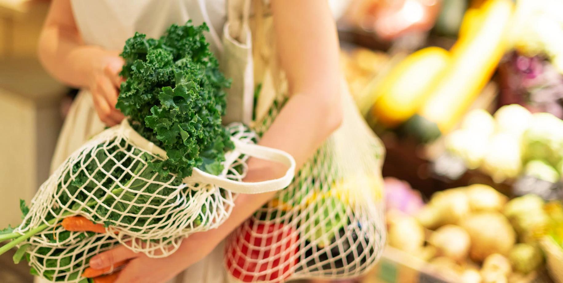 Lista de compras saudável para enfrentar isolamento