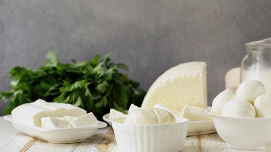4 receitas com queijo