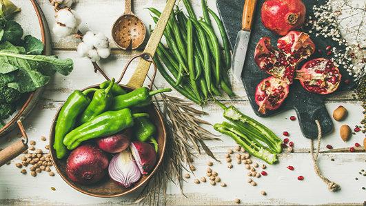 Dicas de uma alimentação saudável