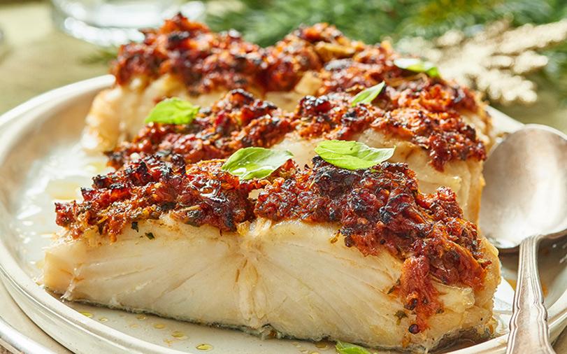 Três receitas de bacalhau