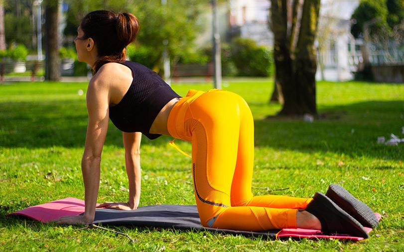 Alongamentos para melhorar a flexibilidade