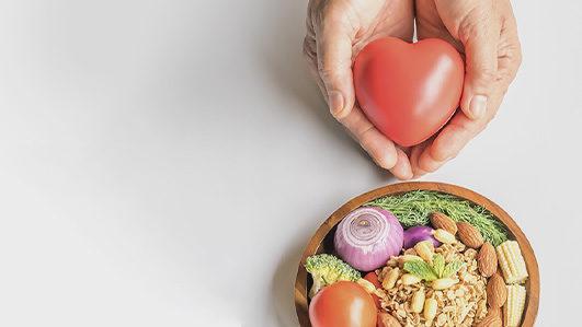 Alimentação na Saúde do Coração
