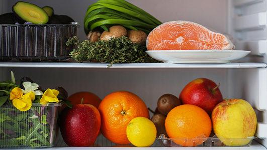 Truques para a conservação de alimentos no frio