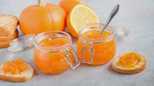 Receita: Marmelada e Doce de Abóbora, Sem Açúcar