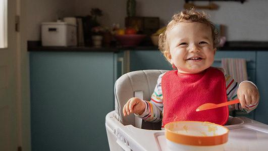 Alimentação do Bebé no 1º Ano de Vida